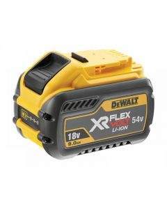 DeWalt DCB54 FlexVolt XR Slide Li-ion Batteries Range
