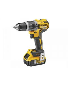 DeWalt DCD796 XR Brushless Compact Hammer Drill Driver Range
