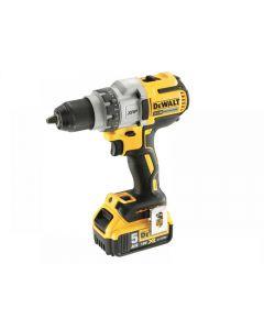 DeWalt DCD991P2 Brushless 3 Speed Drill Driver 18V 2 x 5.0Ah Li-Ion DCD991P2-GB