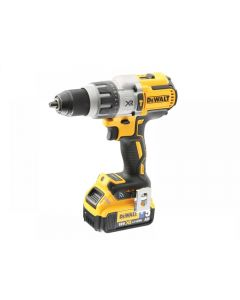 DeWalt DCD997P2 XR Brushless Tool Connect Hammer Drill Driver 18V 2 x 5.0Ah Li-ion DCD997P2B-GB