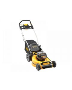 DeWalt DCMW564 XR Brushless Lawn Mower Range