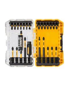 DeWalt DT70730T FLEXTORQ Screwdriving Set, 25 Piece DT70730T-QZ