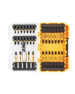 DeWalt DT70746T FLEXTORQ Screwdriving Set, 34 Piece DT70746T-QZ