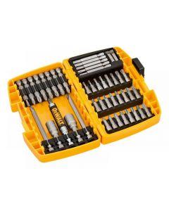 DeWalt DT71702 Screwdriver Bit Set 45 Piece DT71702-QZ