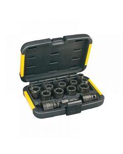 DeWalt DT7506 Impact Socket Set, 17 Piece DT7506-QZ