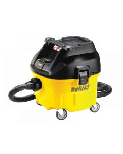 DeWalt DWV901 Wet & Dry Dust Extractor Range
