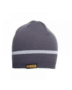DeWalt Knitted Beanie Hat - Grey