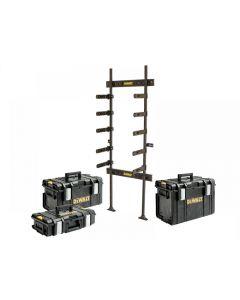 DeWalt TOUGHSYSTEM Workshop Racking Kit DCK467-GB