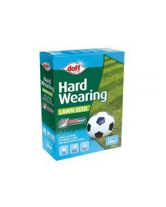 DOFF Hard Wearing Lawn Seed 500g