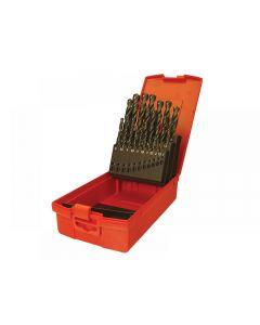 Dormer A190 HSS Jobber Drill Bit Sets Range