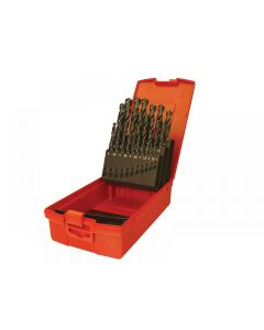 Dormer A190 No.12 Number HSS Drills Set of 60