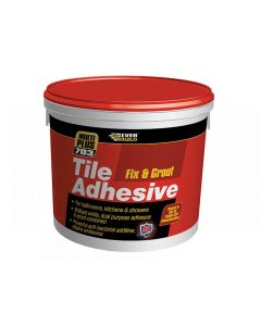 Everbuild 703 Fix & Grout Tile Adhesive Range