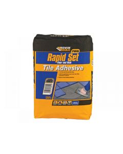 Everbuild 705 Rapid Set Tile Mortar Range