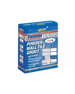 Everbuild Forever White Powder Wall Tile Grout Range