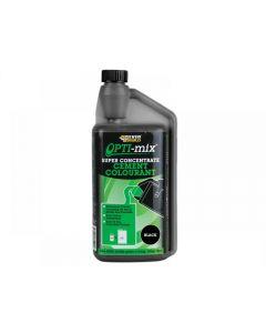 Everbuild Opti-Mix Cement Colourant Black 1 litre