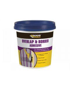 Everbuild Overlap & Border Adhesive Range