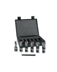 Evolution Long Broaching Cutter Kit, 6 Piece