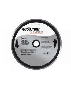 Evolution RAGE Diamond Continuous Rim Blade Range