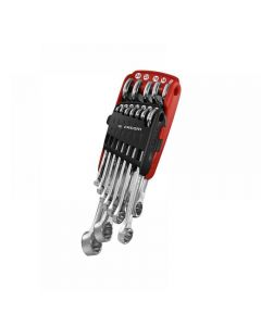 Facom 440.JP12APB Combination Spanner Set, 12 Piece