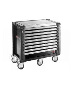 Facom JET.9GM5 Roller Cabinet 9 Drawer Black