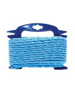 Faithfull Blue Poly Rope on Hasp Range
