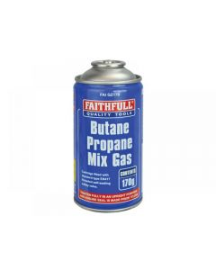 Faithfull Butane Propane Gas Cartridges Range