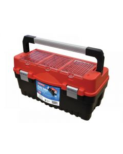 Faithfull Cantilever Tote Tray & Organiser Lid Toolbox 53cm (21in)