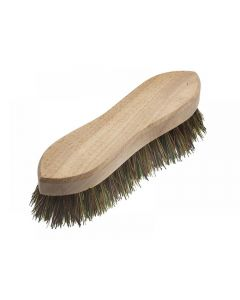 Faithfull Hand Scrubbing Brush 200mm (8in) Unvarnished