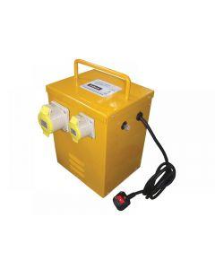 Faithfull Heater Transformer 3KVA Continuous Rate