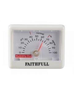 Faithfull Humidity Dial (Hygrometer) THHUMID