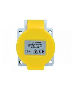 Faithfull IP44 Panel Socket 16A 110V
