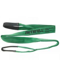 Faithfull Lifting Sling Range
