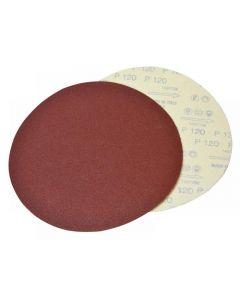 Faithfull Plain Dry Wall Sanding Discs 225mm Assorted (Pack 10) 29611