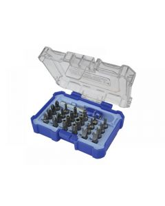 Faithfull Quick Change S2 Security Bit Set 25 Piece