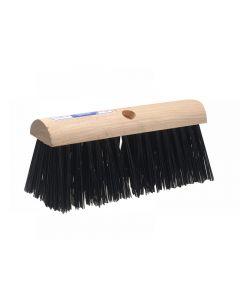 Faithfull Saddleback Broom PVC 325mm (13in)