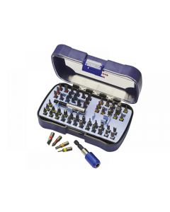 Faithfull Screw Bit Set of 60
