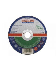Faithfull Stone Cut Off Disc Range