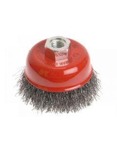 Faithfull Wire Cup Brushes Range