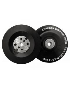 Flexipads Angle Grinder Pads - Soft Black for Curved Surfaces Range