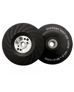 Flexipads Angle Grinder Pads, Turbo Black Hard Range
