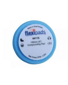 Flexipads Blue Polishing Foams Range