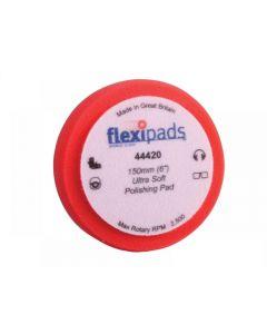 Flexipads Red Polishing Foams Range