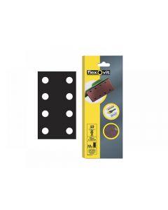 Flexovit 1/3 Perforated Sanding Sheets 93 x 230mm Range