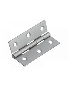 Forge Butt Hinges, Satin Chrome Range