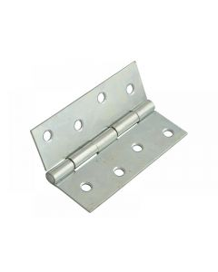 Forge Butt Hinges, Zinc Plated Range