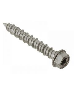 ForgeFix TechFast Masonry Screw TORX Compatible Hex Range