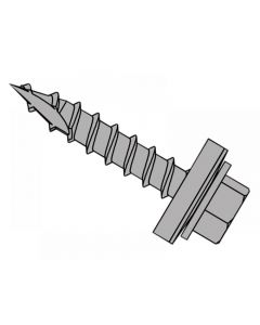 Forgefix TechFast Metal Roofing to Timber Hex Screws T17 Gash Range