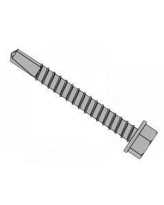 Forgefix TechFast Roofing Sheet to Steel Hex Screws Range