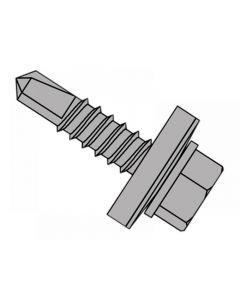 Forgefix TechFast Self-Drilling Stitching Hex Screw & Washer Range