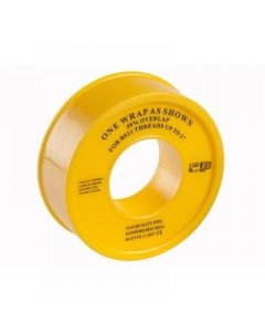 General Gas PTFE Tape 12mm x 5m 0800125GAS
